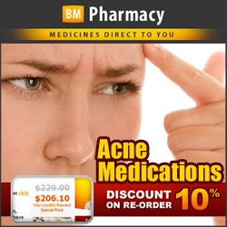 acne medications at BM Pharmacy