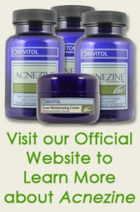acnezine for acne scars