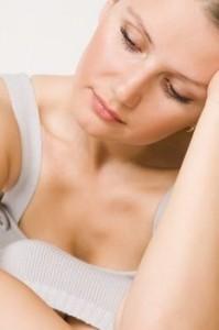 low progesterone levels